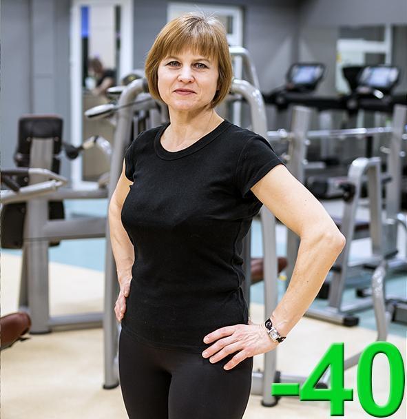Aldona Matulevičienė -40KG./16MĖN.