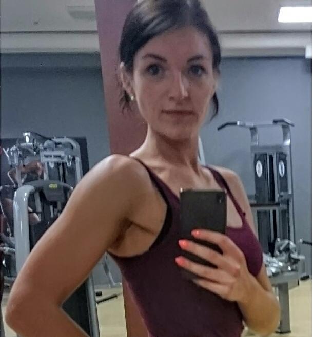 Elvyra Gribovskaja – 13kg/6mėn.
